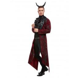 Rotes Deluxe Devil Kostüm