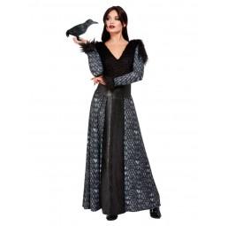 Schwarzes Dark Winter Queen...