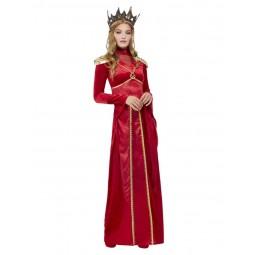 The Red Queen Kostüm für Damen