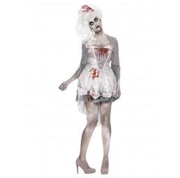 Zombie Georgian Kostüm...