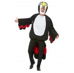 Paradiesvogel Tukan Kostüm