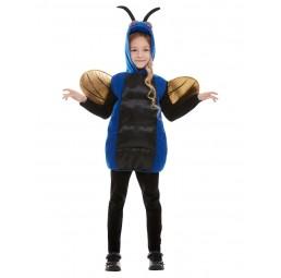 Blauer Gruselkäfer Kostüm...