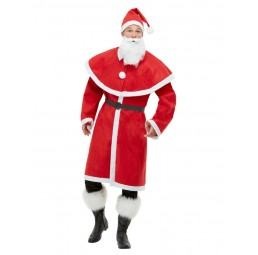 Weihnachtsmannkostüm mit...