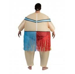 Hula Hula Kostüm aufblasbar