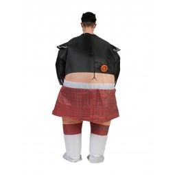 Schotte Kostüm aufblasbar