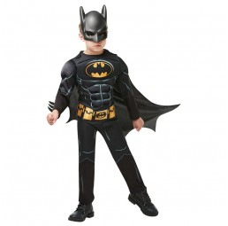 Black Core Batman Deluxe -...