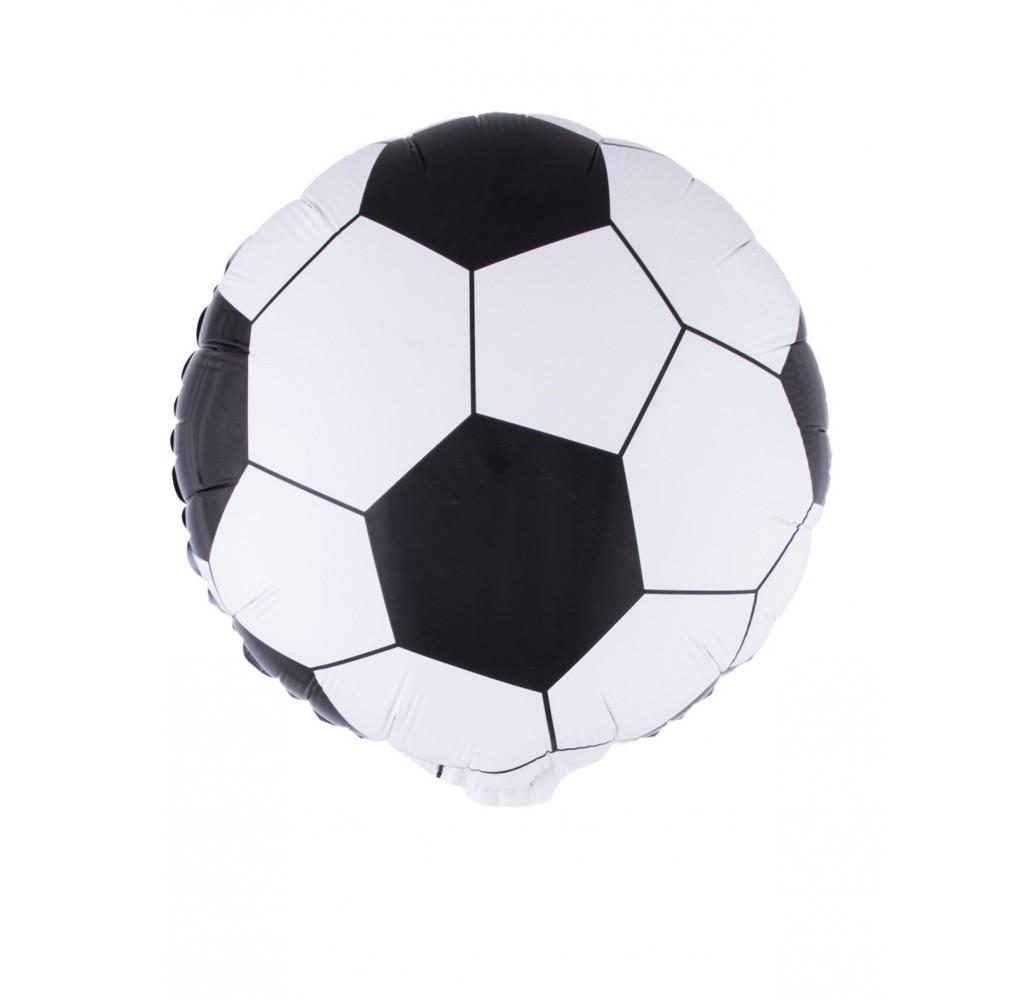 Folienballon Luftballon Ballon Fussball Soccer
