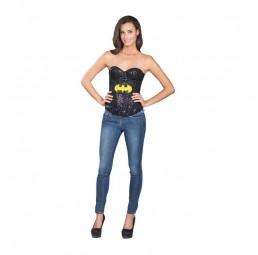 Batgirl Sequin Corset