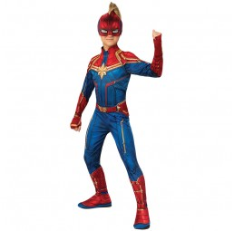 Captain Marvel Hero Suit...