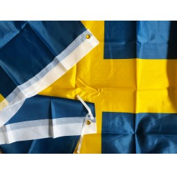 Flagge Schweden SE -...
