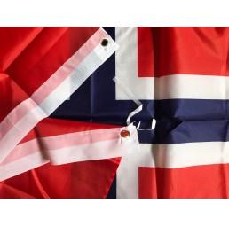 Flagge Norwegen Norway NO -...